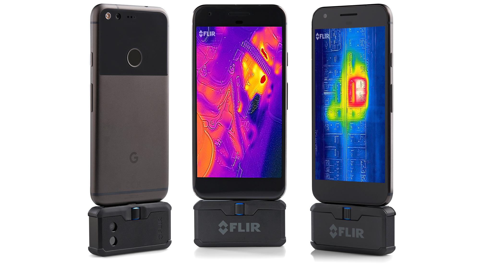 Flir One Android-warmtebeeldcamera