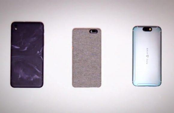 'Gelekte video toont HTC Vive-smartphone'