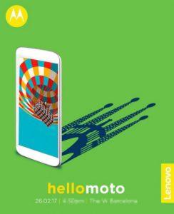nieuwe moto-smartphone