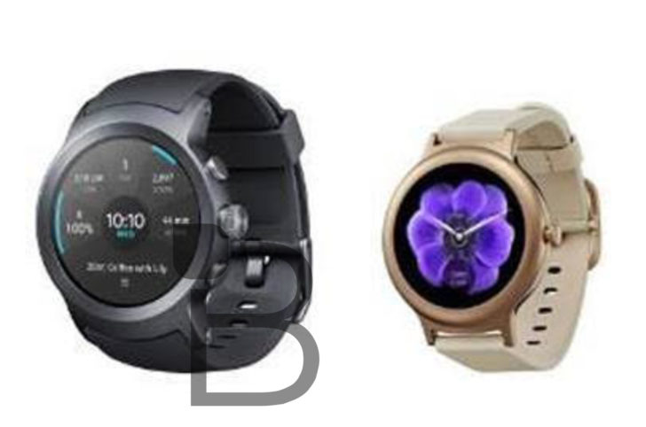 LG Android Wear 2.0 smartwatches