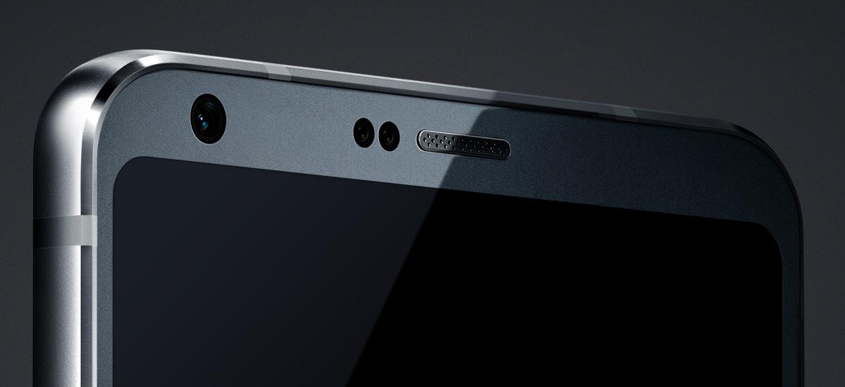 LG G6 verwijderbare accu