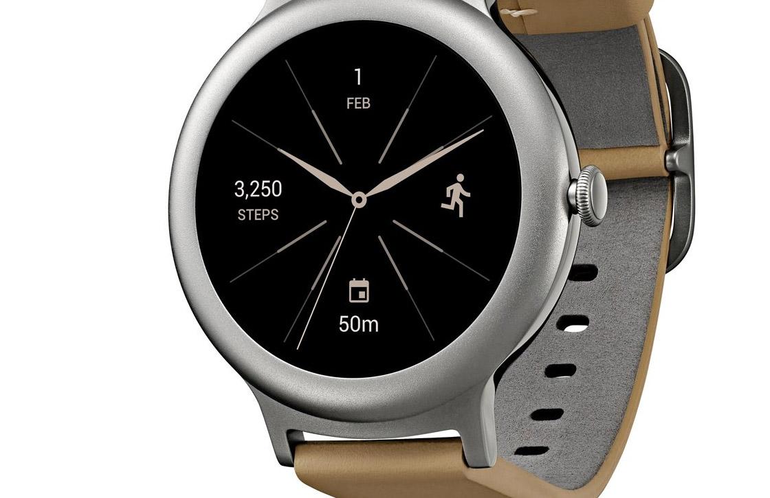 'Gelekte afbeelding zet LG Watch Style scherp in beeld'