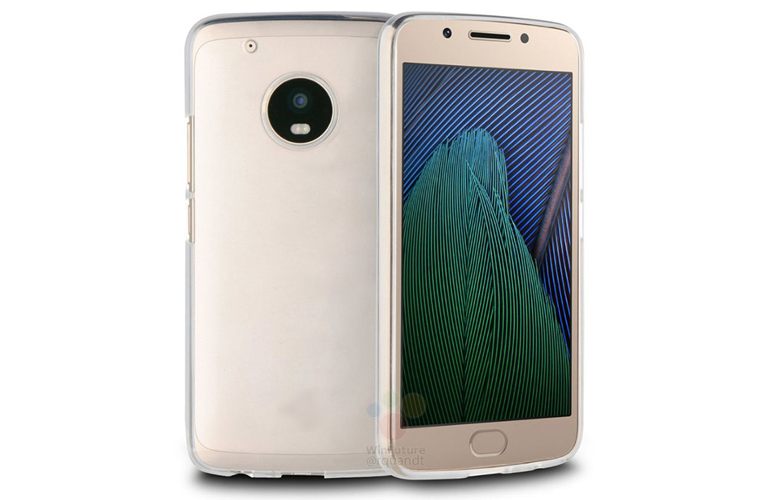 'Renders en specificaties Moto G5 (Plus) verschijnen online'