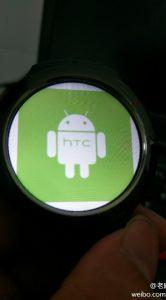 htc-smartwatch foto's