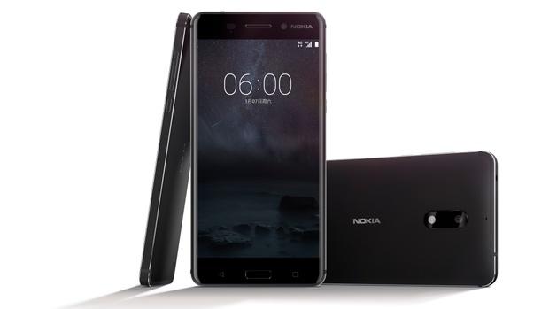 Nokia-smartphones 2017