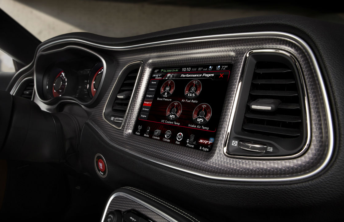 Google en Chrysler verwerken Nougat in autosysteem