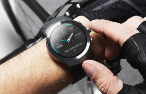 LG Watch Sport officieel