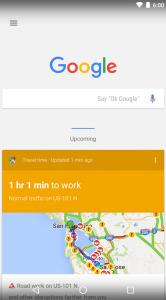 google now launcher verwijderen