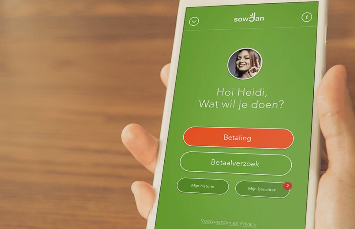 Sowdan: Nederlandse app laat je realtime geld overmaken tussen banken