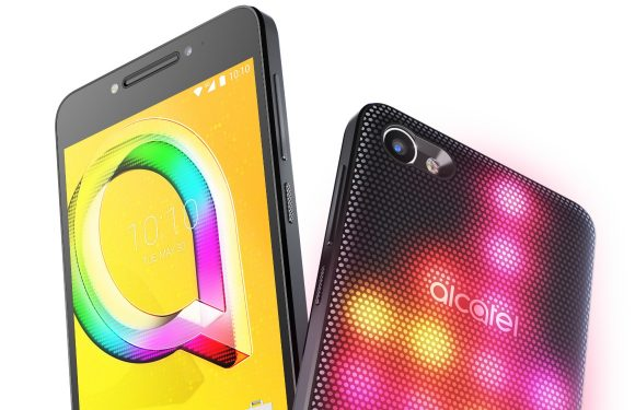 Alcatel A5 LED officieel