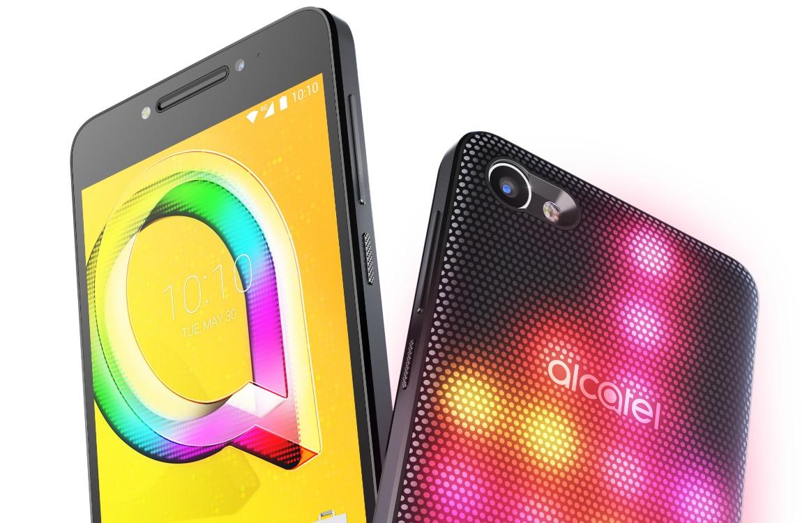 Dit zijn Alcatel's drie nieuwe Android-smartphones