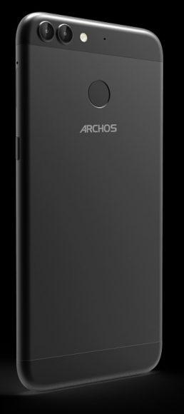 Archos 55 Graphite aankondiging