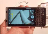 BlackBerry KeyOne preview: zakelijk en stevig