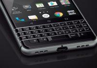 BlackBerry KeyOne met fysiek toetsenbord nu verkrijgbaar in Nederland