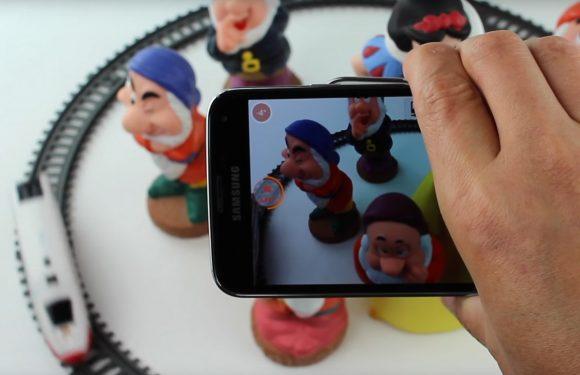 Camarada VR Camera laat je vr-video's opnemen met twee toestellen
