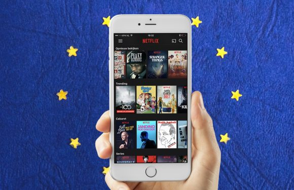 Europese Commissie: 'Vanaf 2018 is je Netflix-aanbod overal gelijk'