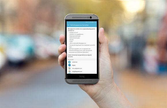 4 manieren om de fabrieksinstellingen van je Android terug te zetten