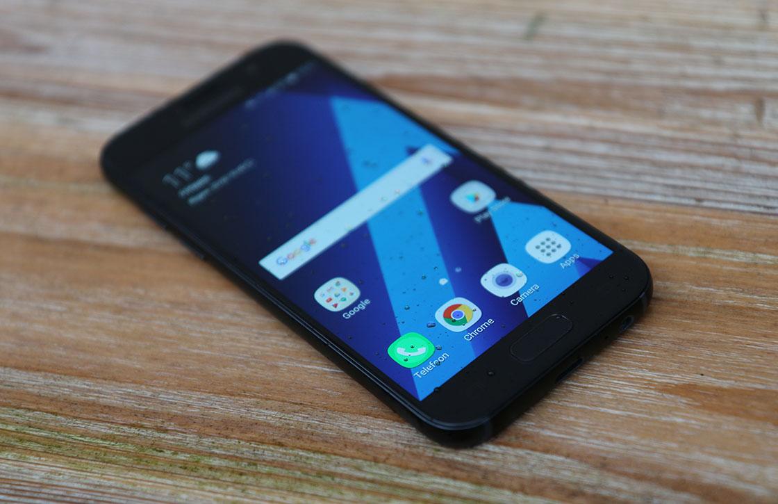 Samsung Galaxy A3 (2017) review: handzaam en handsome