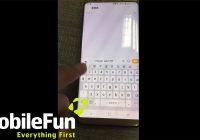'Samsung Galaxy S8 volledig te zien in gelekte video's'