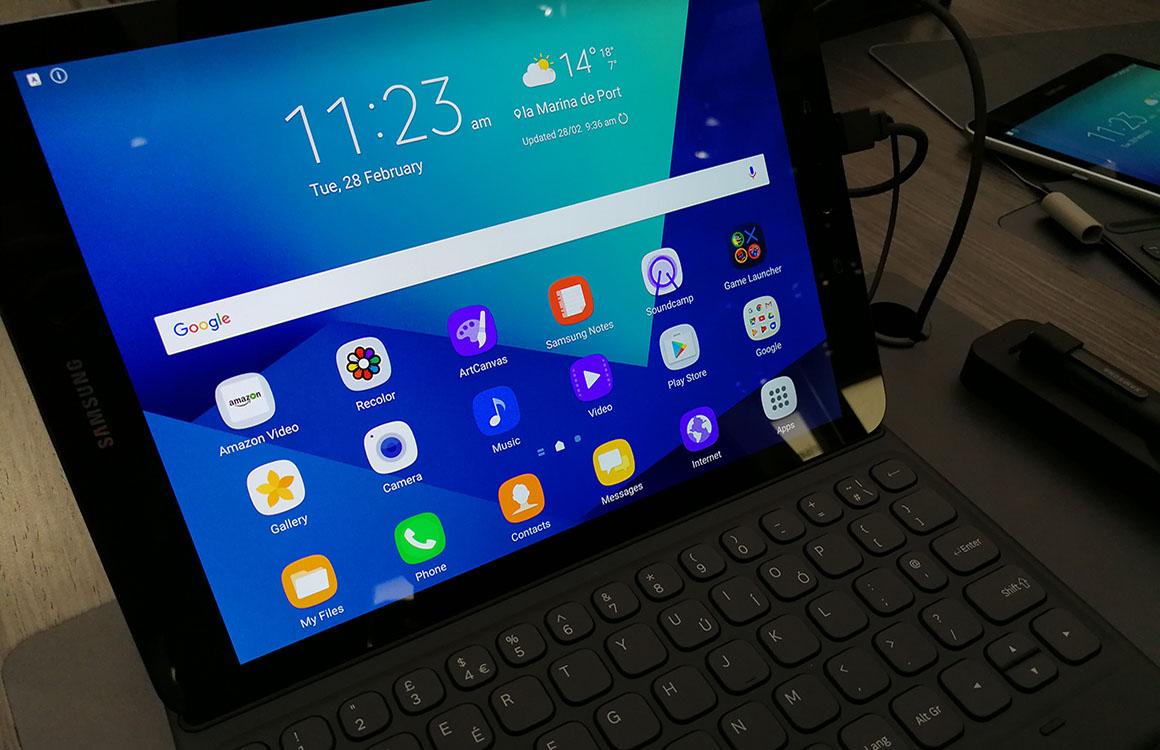 'Gelekte Samsung Galaxy Tab S6-foto's tonen dubbele camera en S Pen'