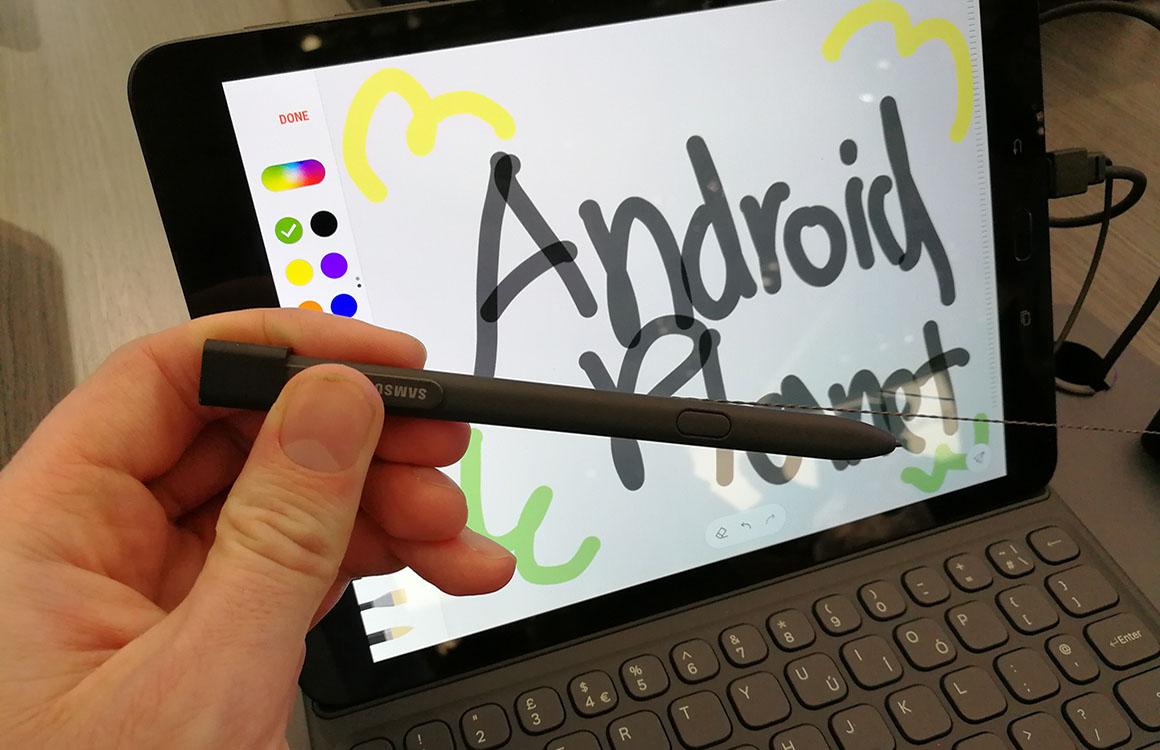 Nieuwe Android-apparaten in 2018 bestaan voor 20 procent uit tablets