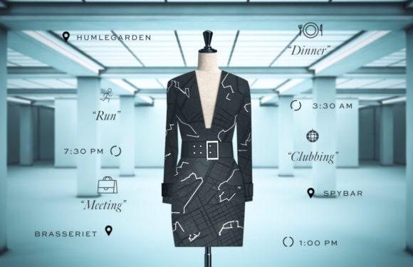 Google en H&M maken jurken gebaseerd op persoonlijke data