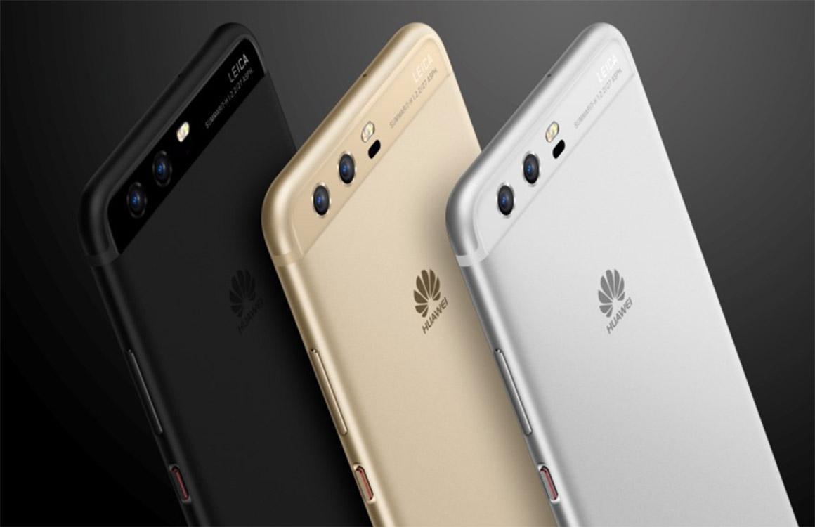 'Deze kleuren krijgen de Huawei P20, P20 Lite en P20 Plus'