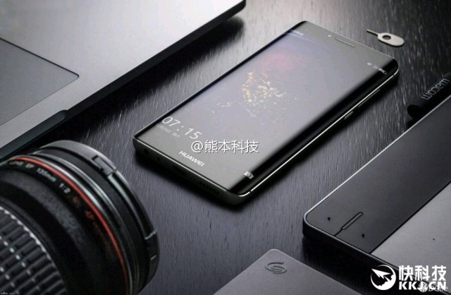 Huawei P10 Plus foto's