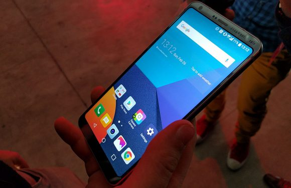 lg g6 preview