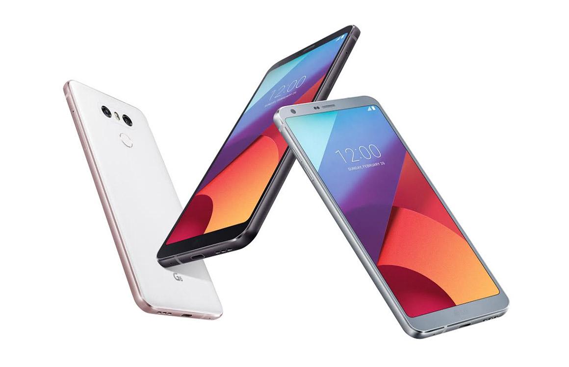 LG G6 vanaf begin april verkrijgbaar voor 749 euro