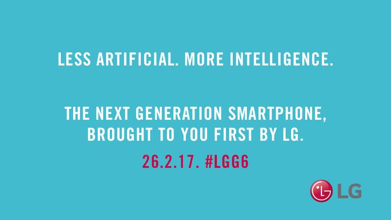 LG G6 assistent