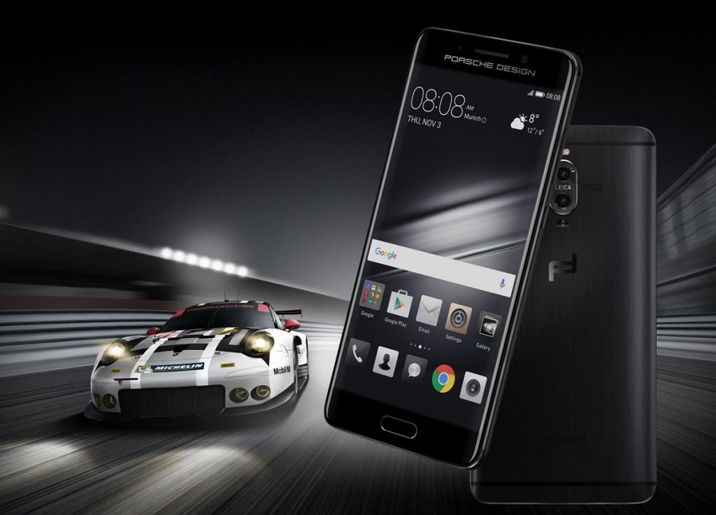 Huawei Mate 9 Porsche Design Nederland