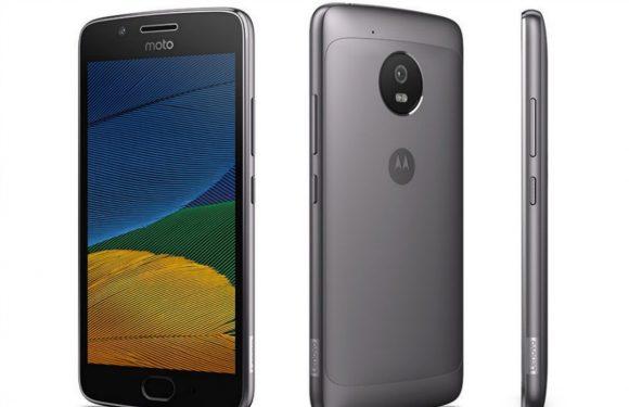 Dit zijn de Motorola Moto G5 en Moto G5 Plus