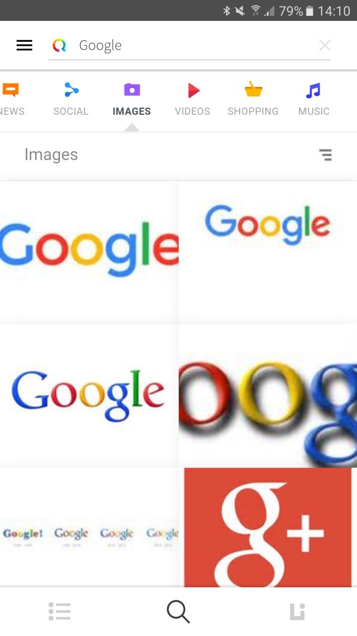 Afbeeldingen Zoeken Android