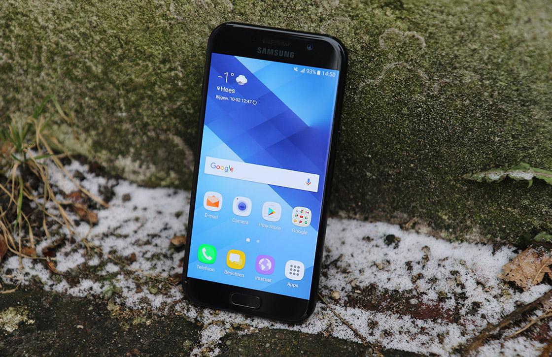 Samsung Galaxy A5 (2017) review: goedkoper Galaxy S7-alternatief