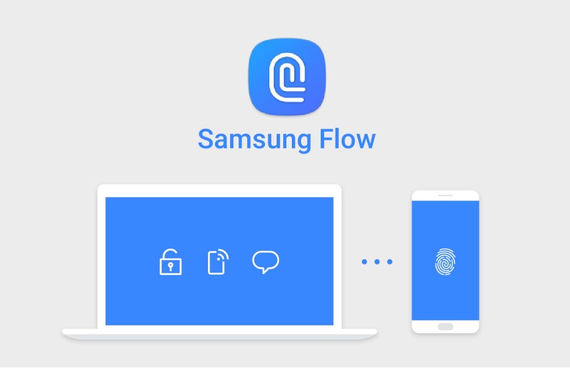 Samsung Flow laat je straks elke pc ontgrendelen met je Galaxy-vingerafdrukscanner