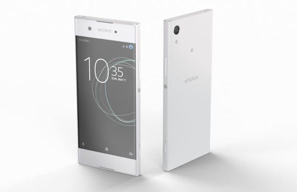 Sony Xperia XA1 release
