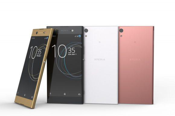 Sony Xperia XA1 Ultra release