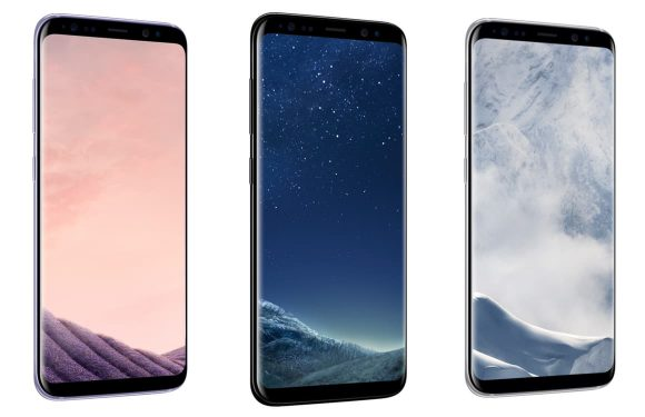 Samsung Galaxy S8 accuproblemen