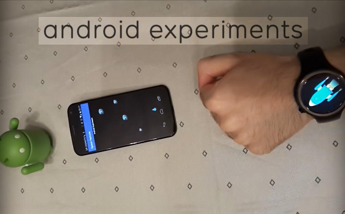 Probeer nu deze 5 Android-experimenten