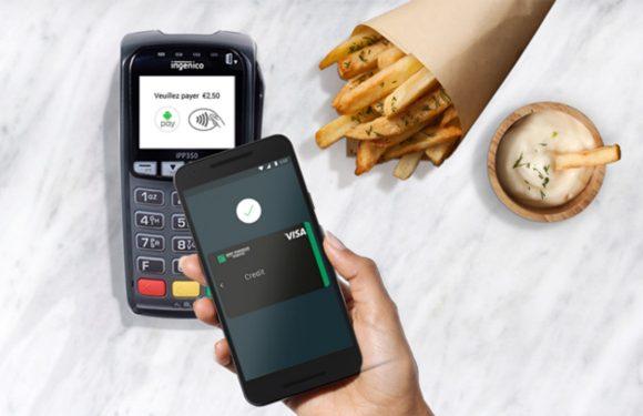 Google ondersteunt Android Pay met debetkaart in België: Nederlandse release dichtbij?