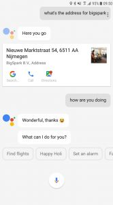 google assistant tablets