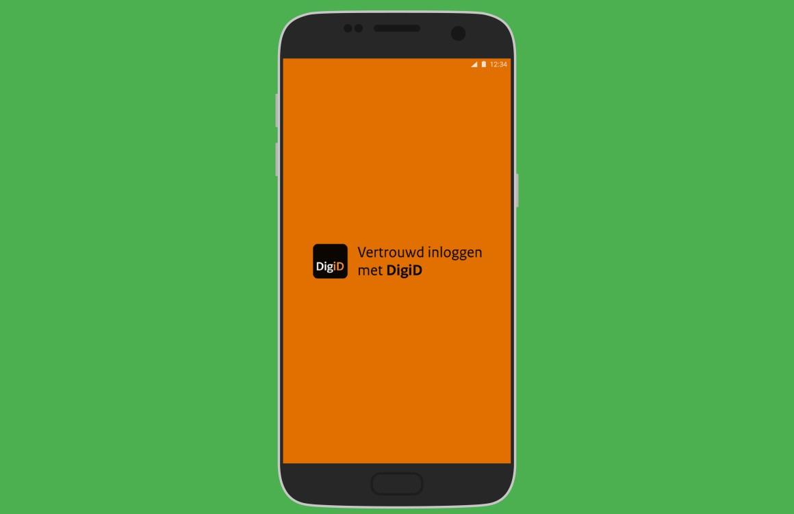 Overheid brengt DigiD-app uit om veilig in te loggen