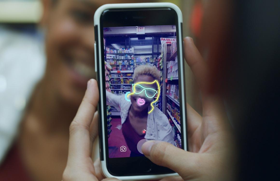 Facebook Stories is nóg een nieuwe Snapchat-kloon van Facebook