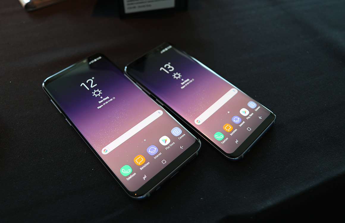 5 redenen waarom de Galaxy S8 beter is dan de Galaxy S7