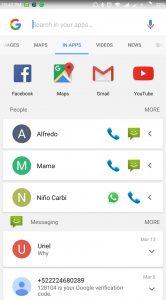Google-app redesign
