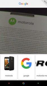 google-app visueel zoeken