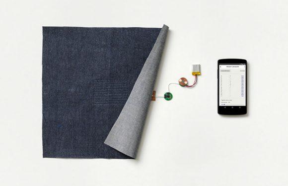 Dit is de Levi Commuter, Googles peperdure slimme jasje