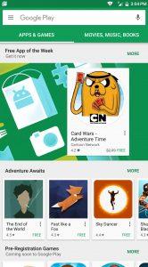 Play Store gratis app van de week