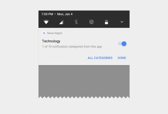 Android O-verbeteringen